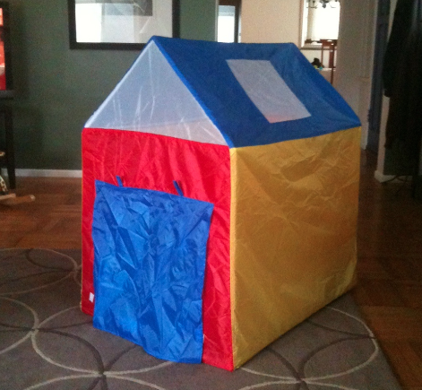 Ugly Play Tent