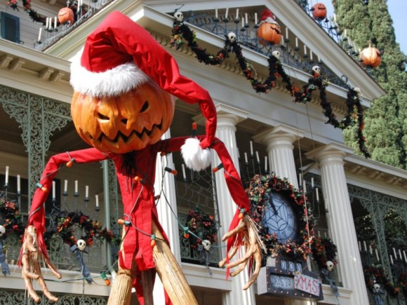 this year is the 20th anniversary of the christmas fantasy parade with that anna elsa from frozen will be leading off the - Halloween Christmas Decorations