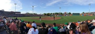 Spring Training in Scottsdale