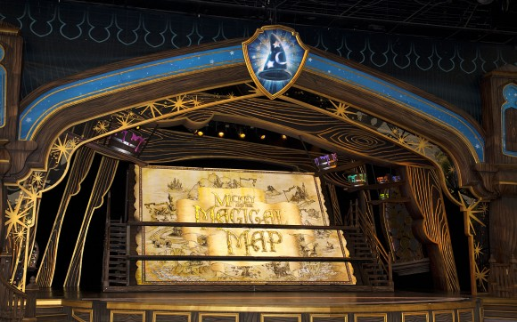 Mickey and the Magical Map(Paul Hiffmeyer/Disneyland Resort)