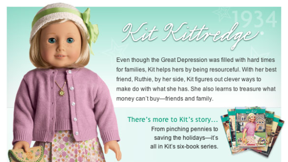 Kit from American Girl