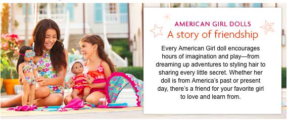American Girl Summer