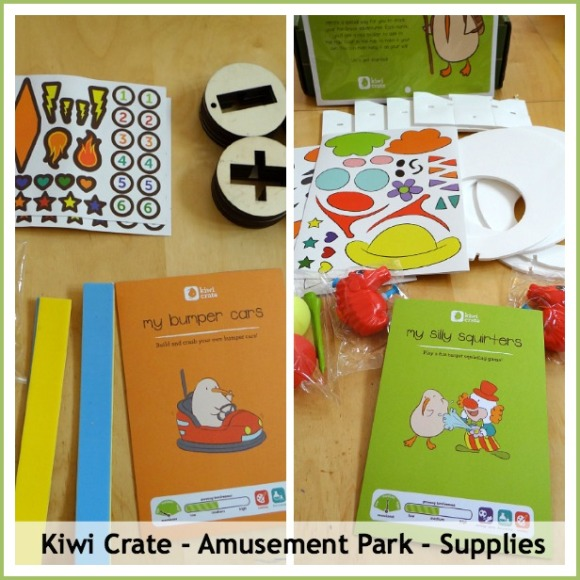 Kiwi Crate Amusement Park Supplies