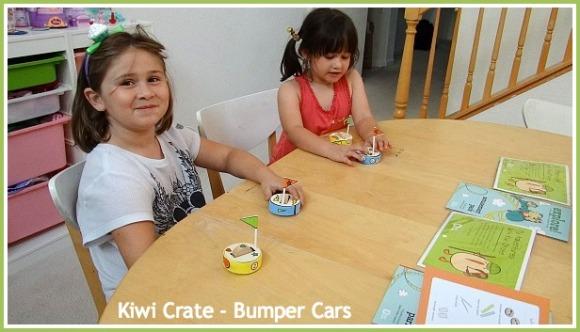 Kiwi Crate Bumper Cars