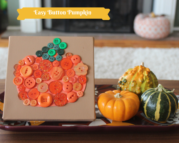 Easy-Button-Pumpkin-Crafts