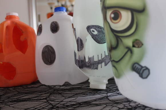 Milk Jug Crafts