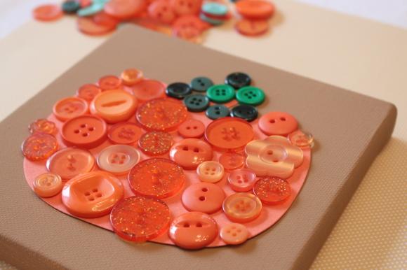 Pumpkin-button-layout