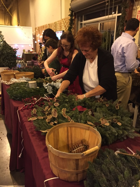 Balsam Hill Wreath Competition