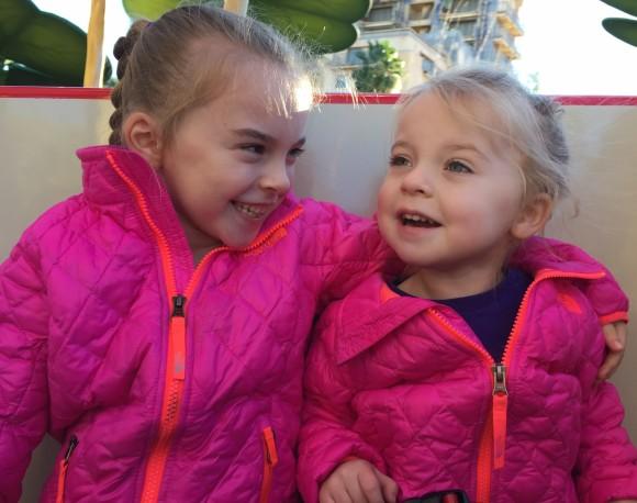 Emma and Addie