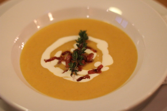 Easy Bisque Soup