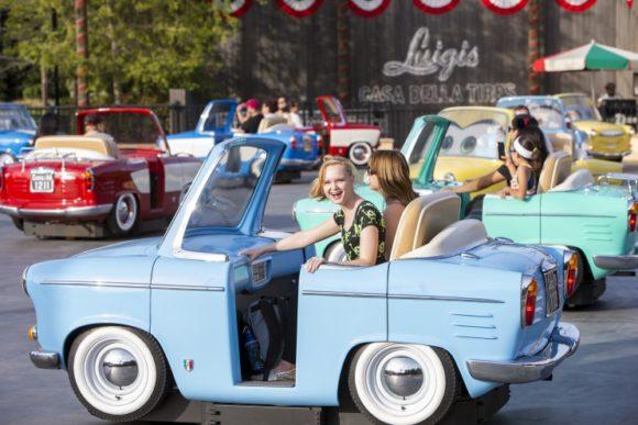Luigi's Italian Roadsters
