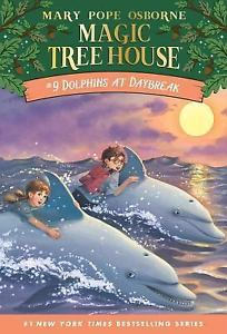 The Magic Tree House series is perfect for young readers.