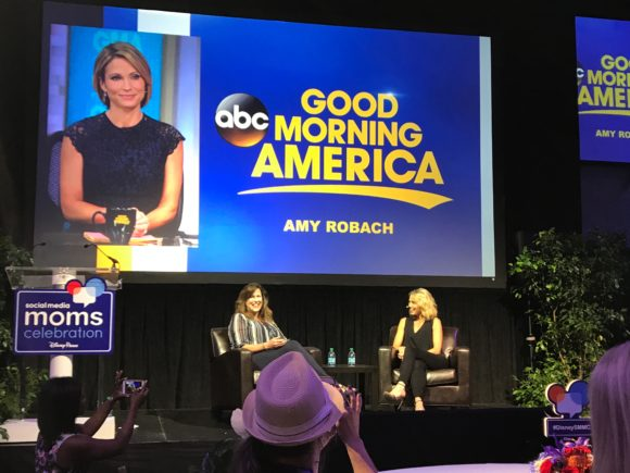 Amy Roach from GMA