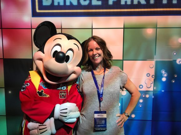Disney Junior and Mickey Mouse