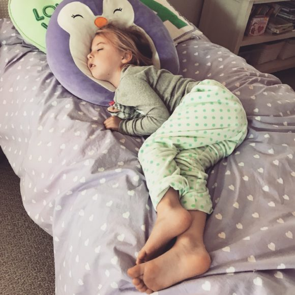 Addie's nap