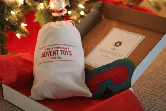 Advent Toy Grab Bag