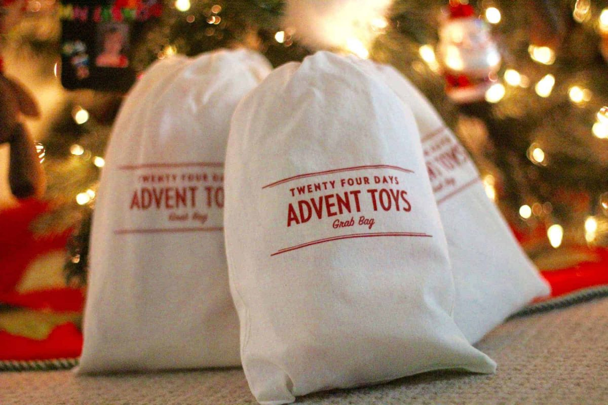 Advent Toys Grab Bag
