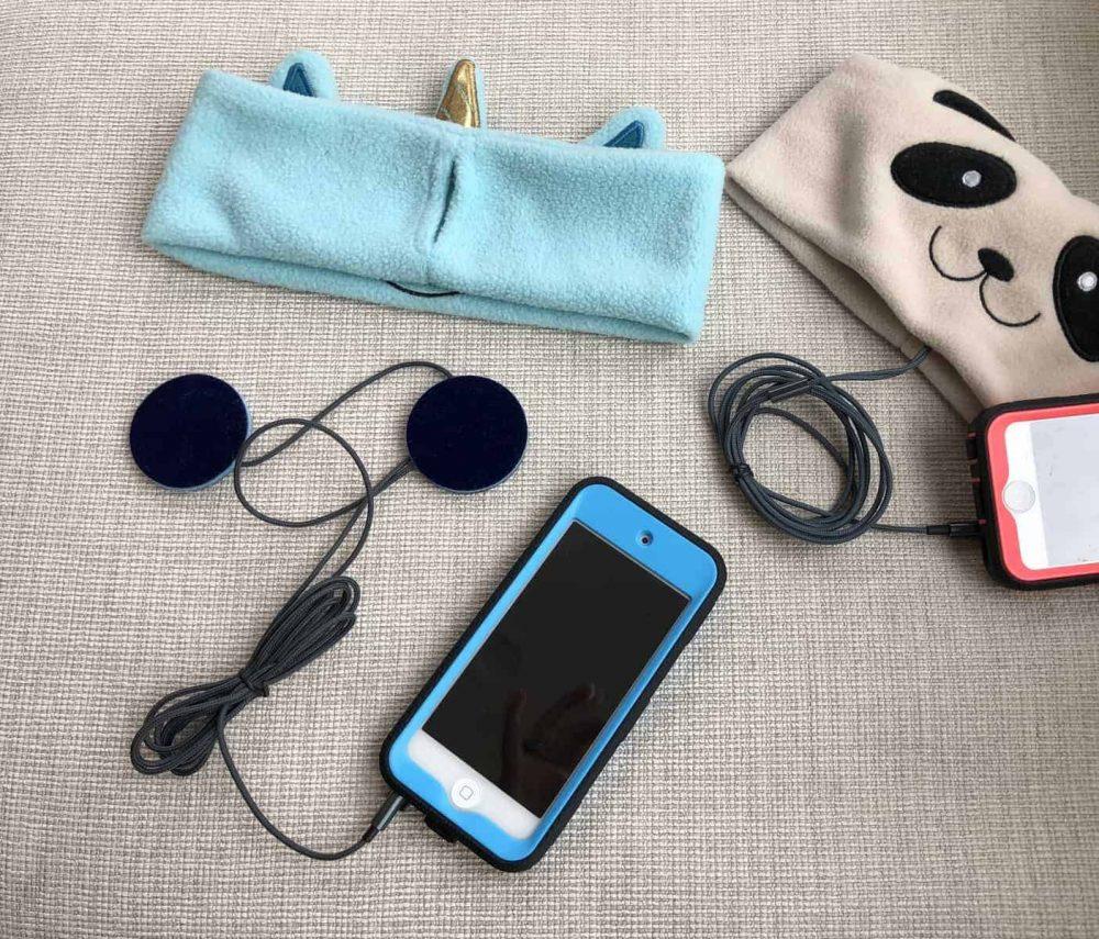 CozyPhone Headband Headphones