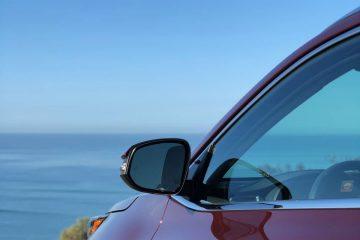 Toyota Highlander driver's side window