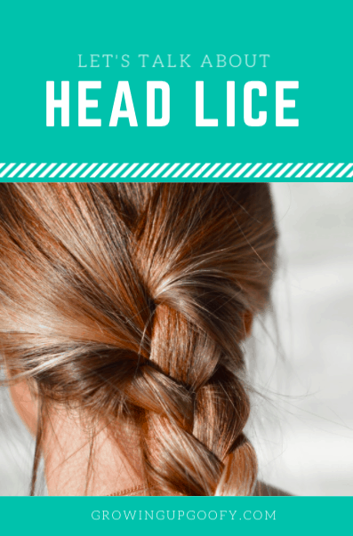 Dealing with headlice