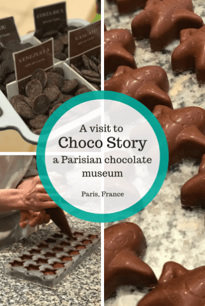 Visiting Choco Story, A Parisian Chocolate Museum