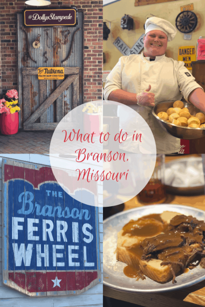 Visiting Branson Missouri