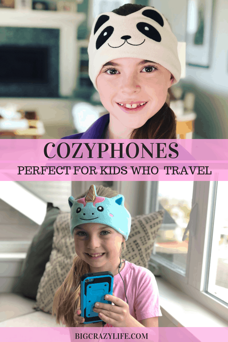 COZYPHONES head phones