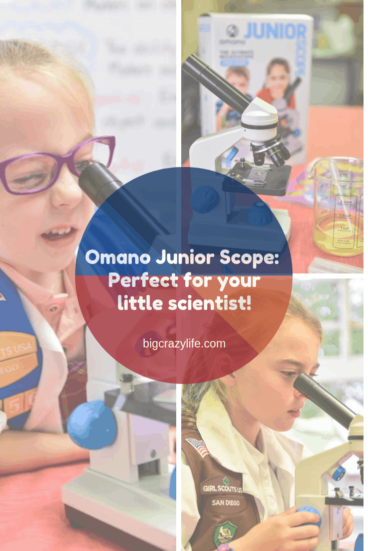 Omana Junior Scope Perfect for your little scinetist!1