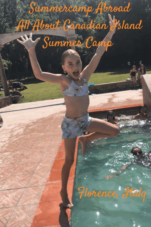 Canadian Island Summer Camp