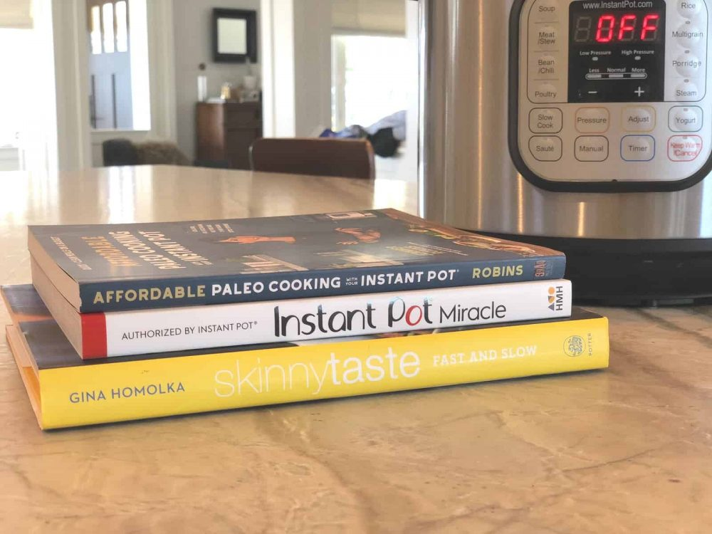 Instant Pot Cookbooks
