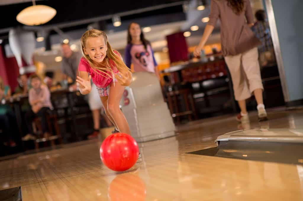 Bowling at Splitsville