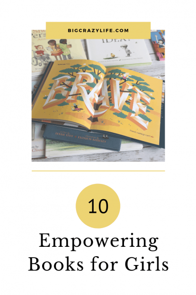 Empowering Books for Girls