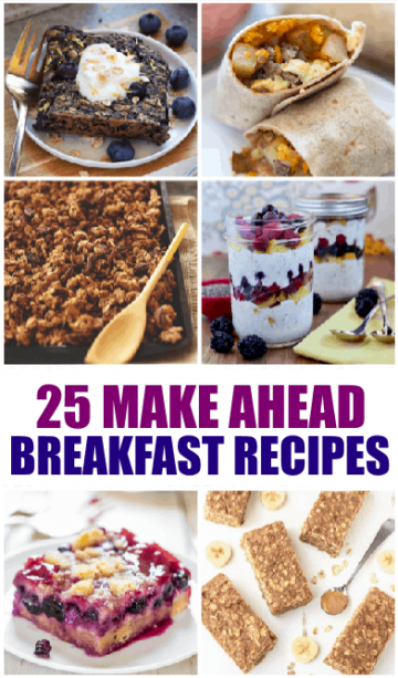 MAKE-AHEAD BREAKFAST