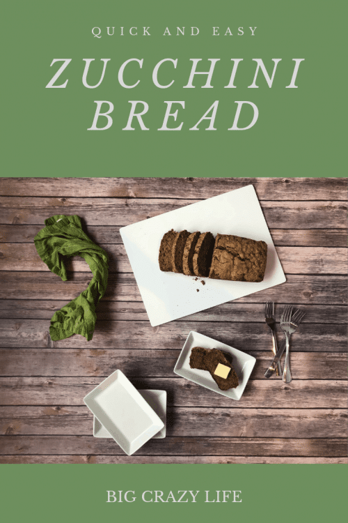 Best Zucchini Bread Recipe