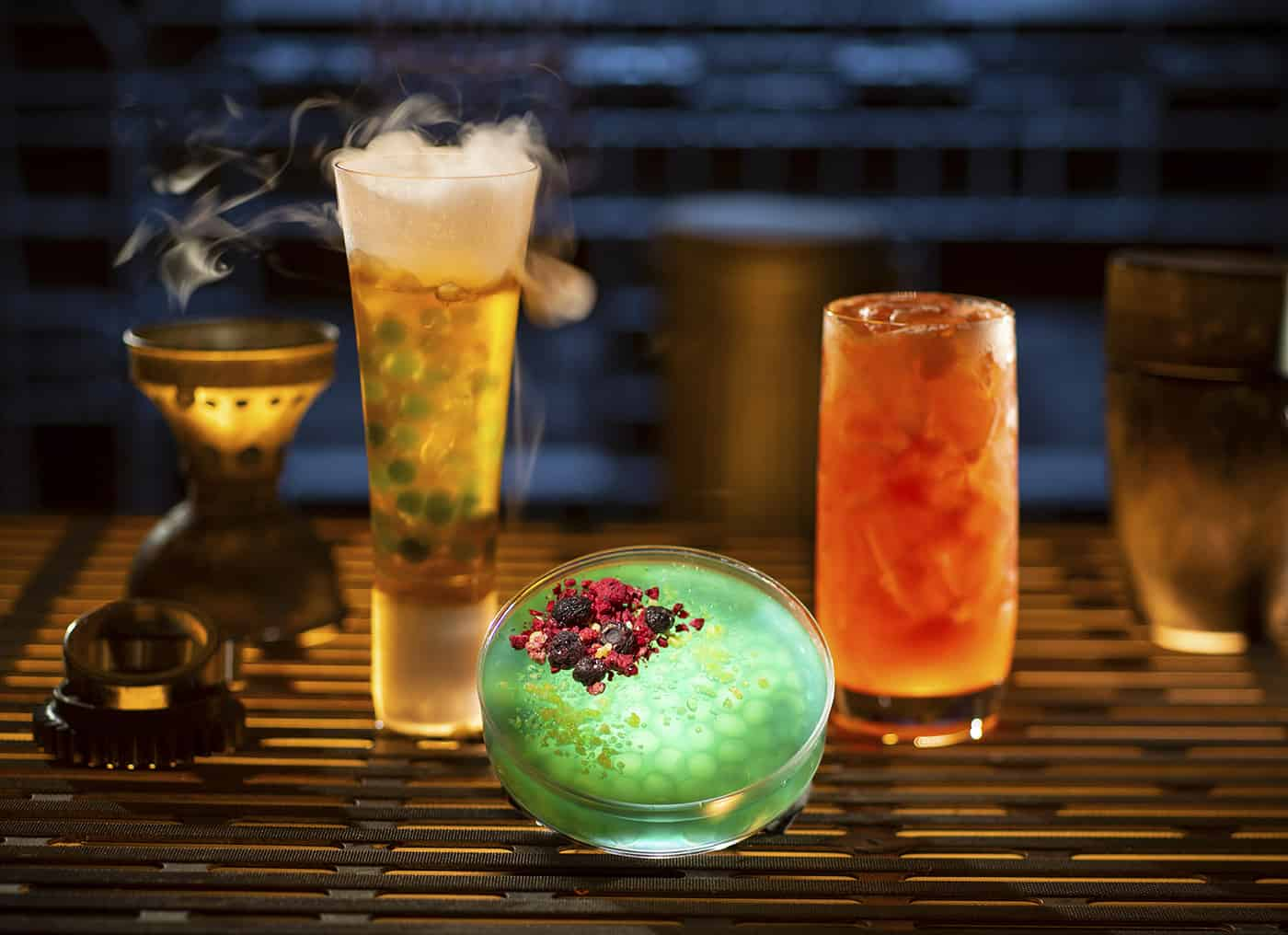 Non-alcoholic beverages from Oga's Cantina