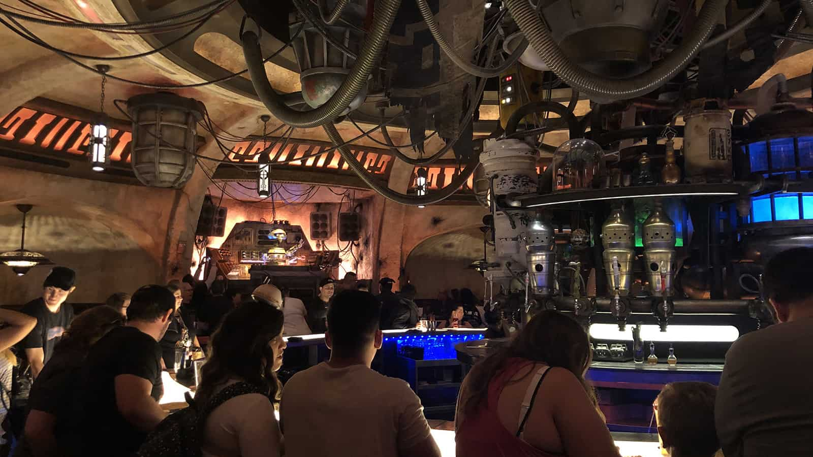 Oga S Cantina In Star Wars Land Worth The Hype Bigcrazylife