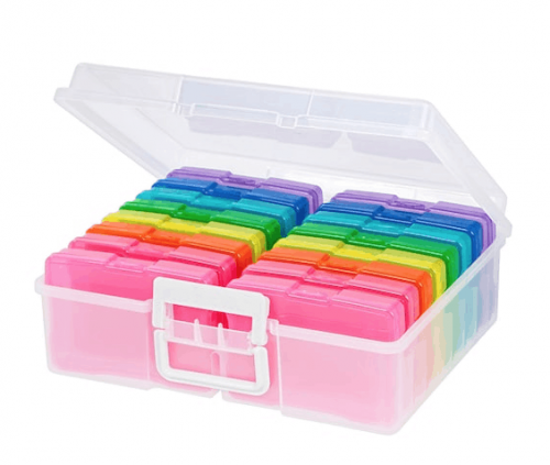 plastic organizer