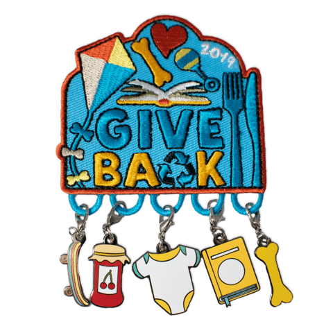 Give Back Path